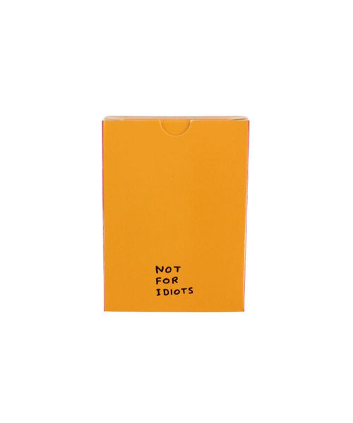 Playing Cards x David Shrigley