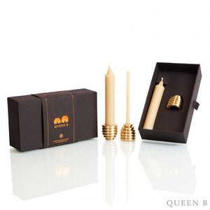 QueenB Black Label gift box : Brass Hive