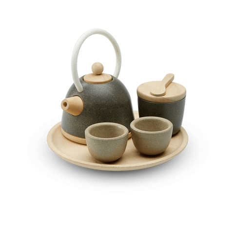 Classic Tea Set x Plan Toys