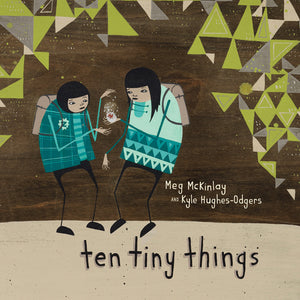 Book : Ten Tiny Things