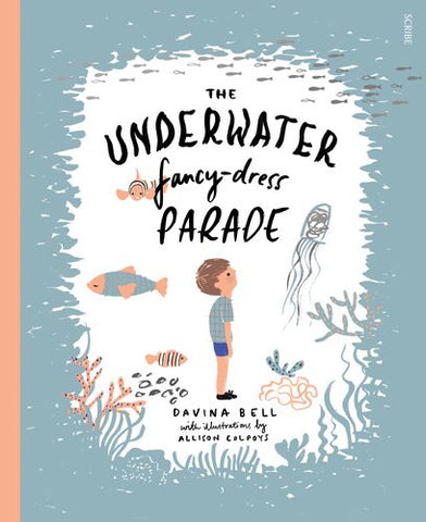 Book : The Underwater Fancy-dress Parade