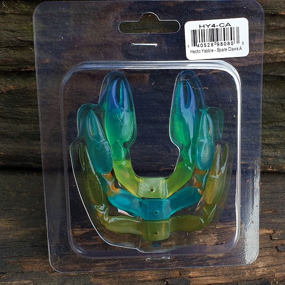 Hectic Yabbie Claw Set A