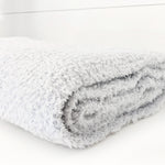 Soft-Woven Chenille Throw