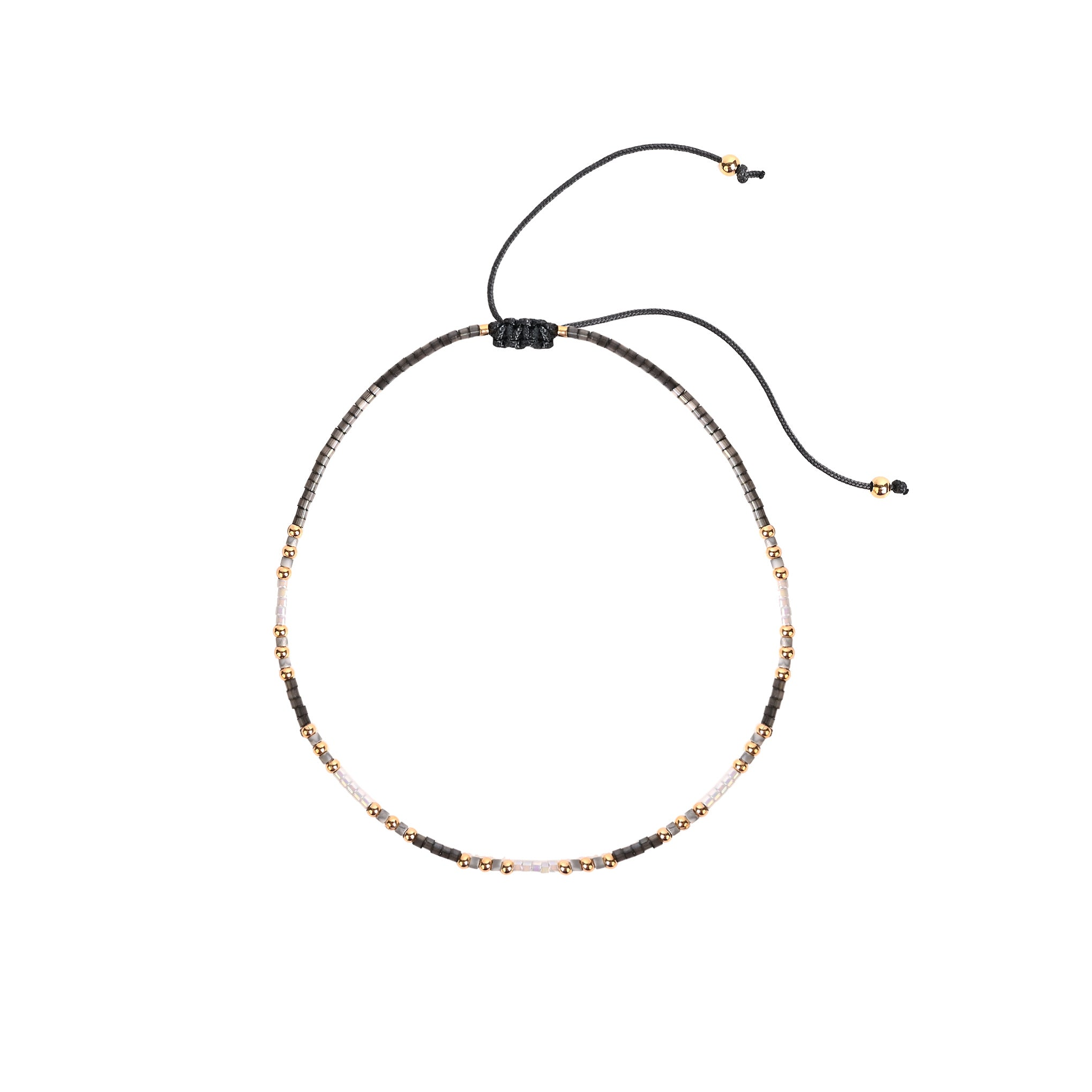 Forte Beaded Anklet