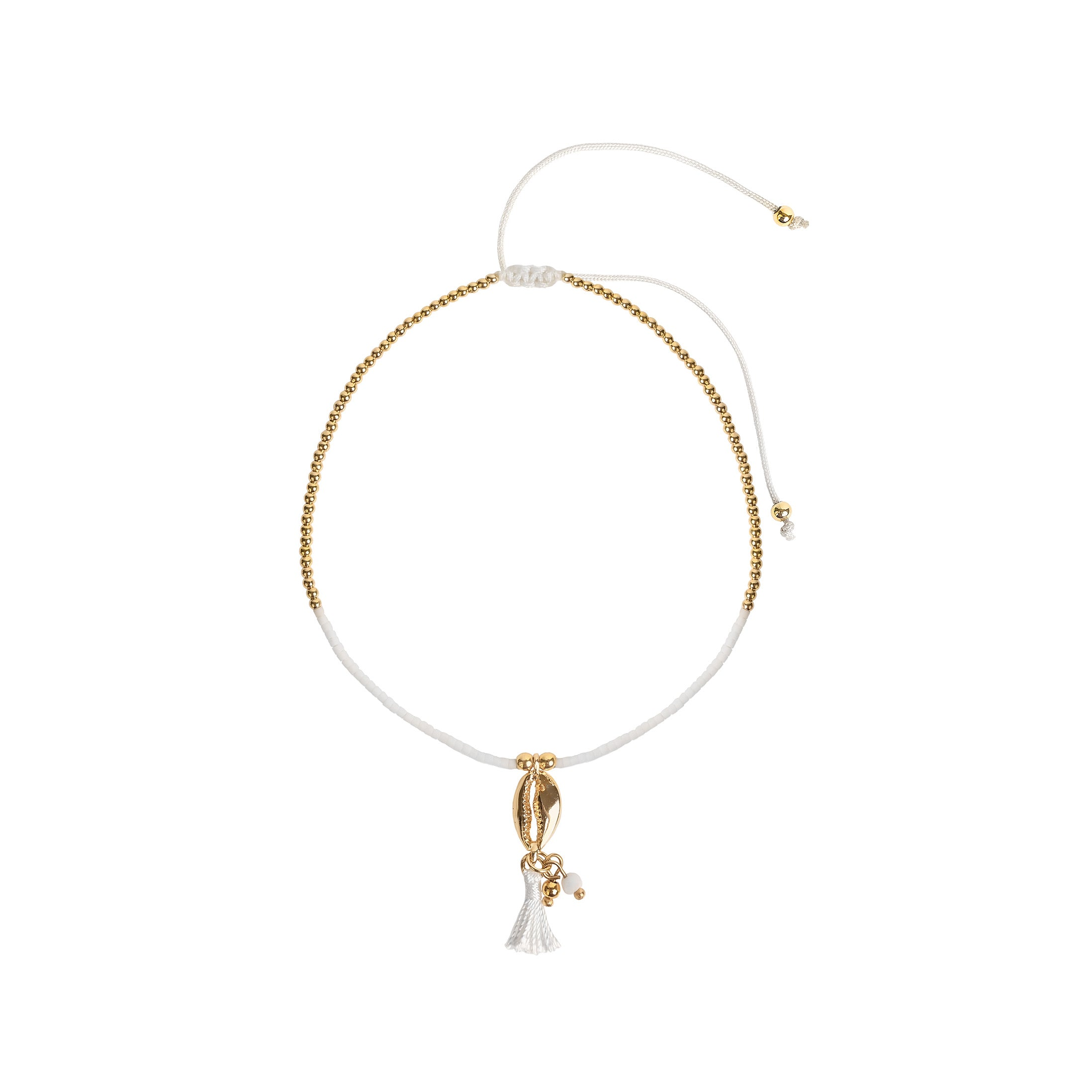 Conchi Shell Anklet