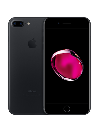 Apple iPhone 7 PLUS MATTE BLACK – DESBLOQUEADO