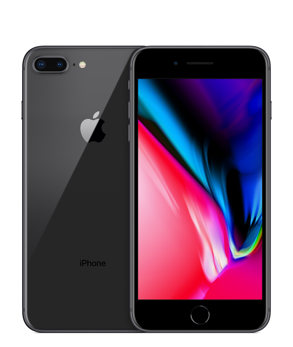 Apple iPhone 8 PLUS SPACE GRAY – DESBLOQUEADO