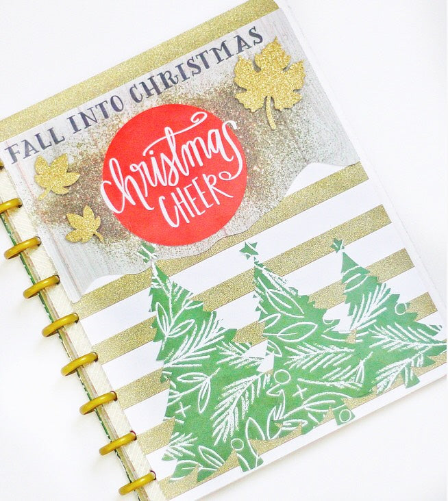 Happy Planner Christmas 2020 DIY Custom Happy Planner™ Covers | Make Your Own Planner Cover