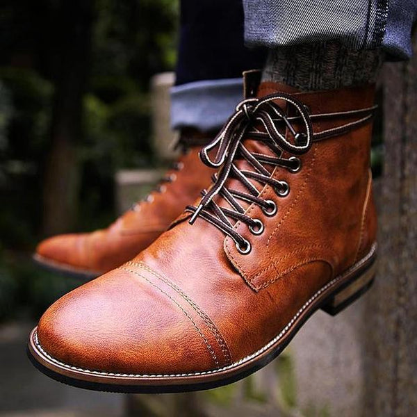 Boots - High Quality Vintage British Military Boots
