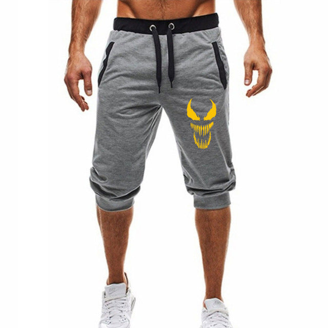 Leisure Fashion Print Sport Short