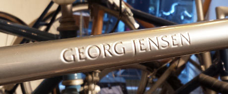 Engraving bike custom