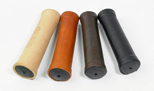 Sögreni Leather Grips