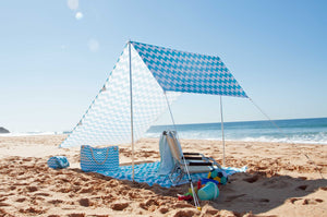 Beach Bundle 3 - Beach Tent & Picnic Blanket