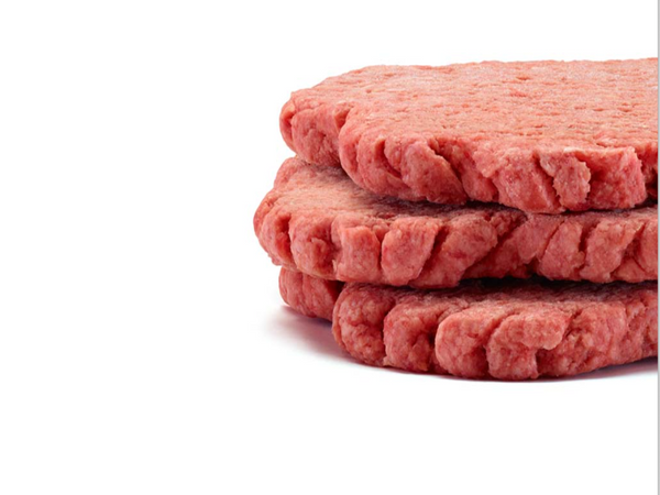 15 lb Case of The Cloud Burger Patty: Signature Craft Freshest Frozen Burgers