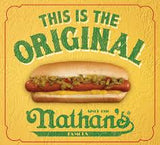 OVERSTOCK DEAL: 10lb Case Nathan's Hot Polish Sausage Dogs (Gluten-Free and Free from Top 8 Allergens)
