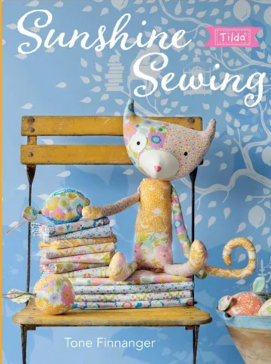 SUNSHINE SEWING Book by TILDA