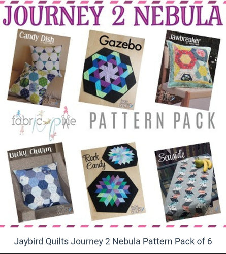 JOURNEY TO NEBULA - 6 PATTERNS
