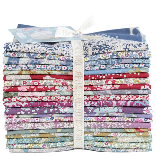TILDA WOODLAND FAT QUARTER BUNDLE