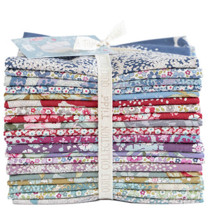 TILDA WOODLAND FAT QUARTER BUNDLE - PRE-ORDER