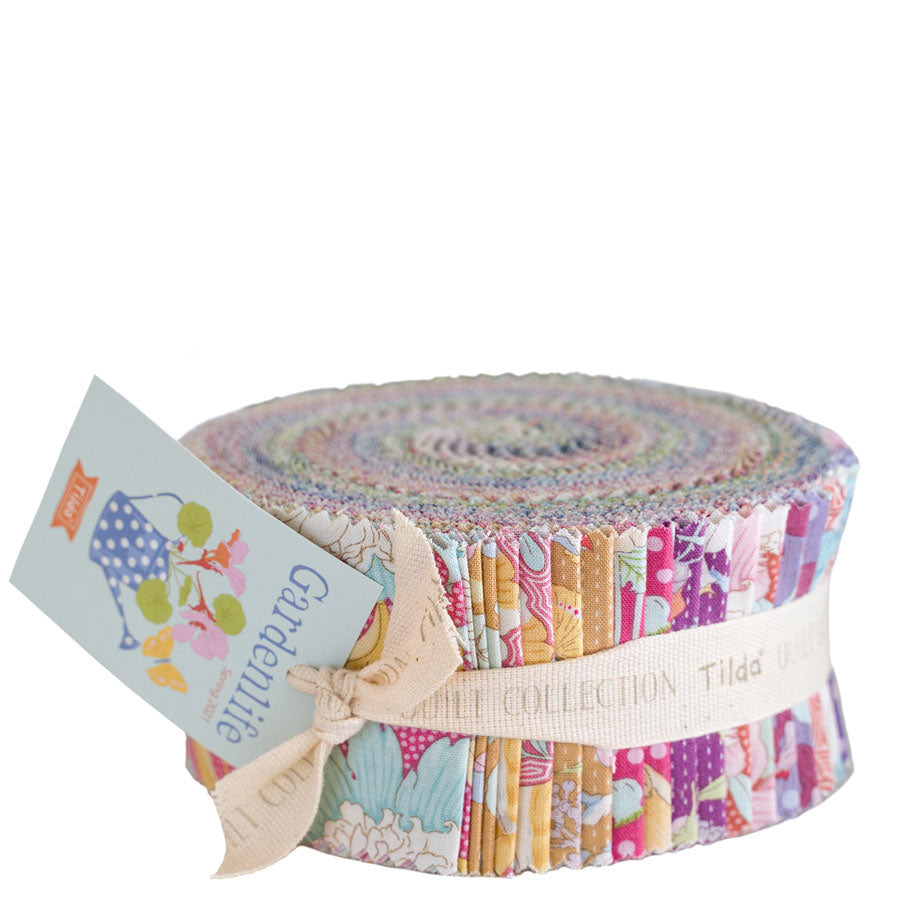 *PRE-ORDER* TILDA GARDENLIFE JELLY ROLL - ARRIVING APRIL