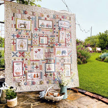 Load image into Gallery viewer, LETTER TO MY DAUGHTER - HOMESPUN BLOCK OF THE MONTH