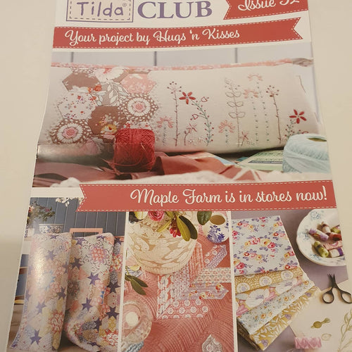 TILDA BI-MONTHLY CLUB PROJECT - SEPTEMBER ISSUE