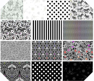 LINEWORK FAT QUARTER BUNDLE *PRE ORDER*