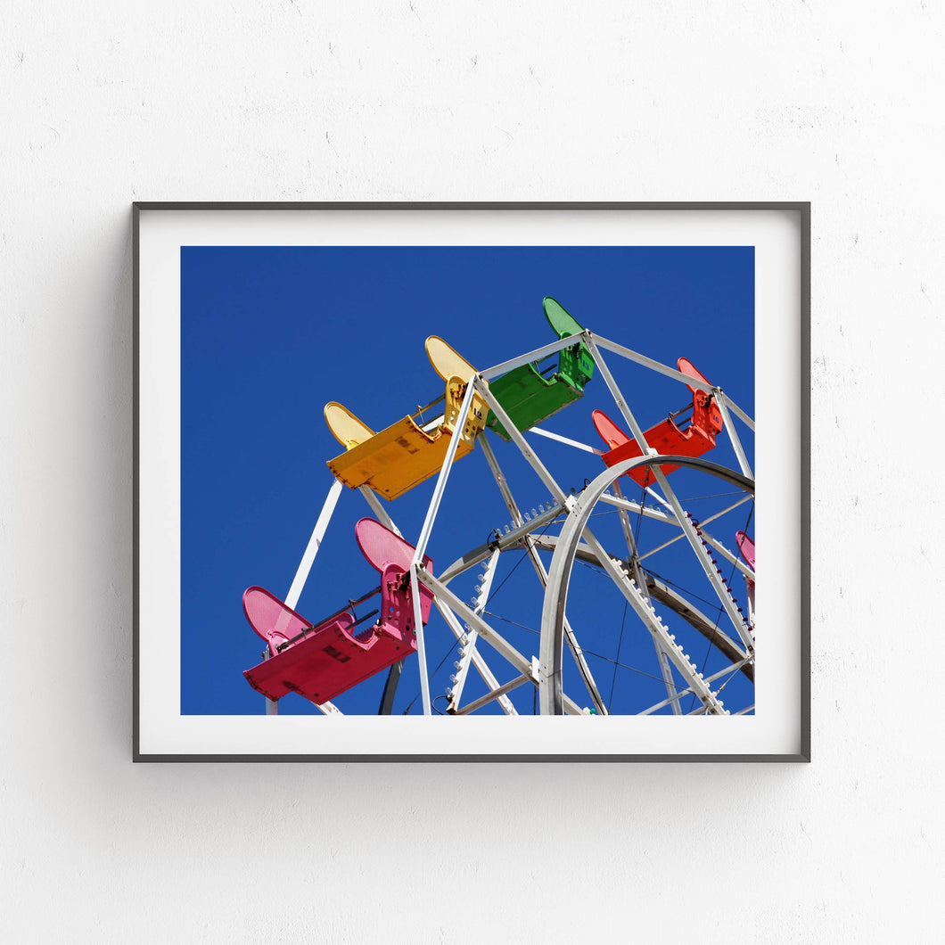 High In The Sky- Printable Art
