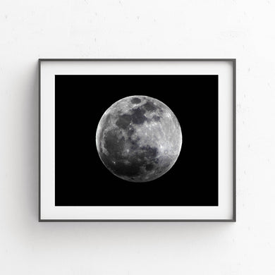 To The Moon And Back- Printable Art