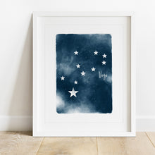 Load image into Gallery viewer, Virgo Star Map- Instant Download Wall Art print