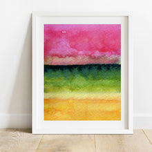 Load image into Gallery viewer, Awakened- Colorful Abstract Digital Download Wall Art