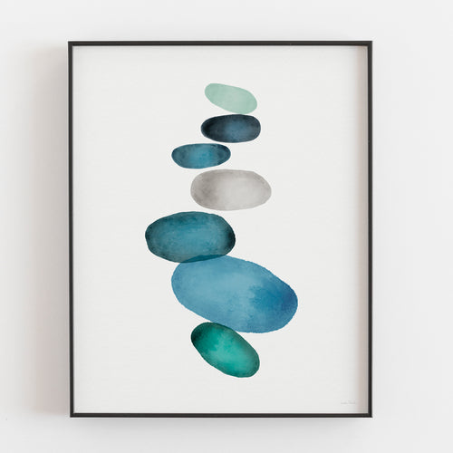 Digital Printable Watercolor Wall Art
