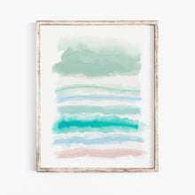 Load image into Gallery viewer, Catalina 1- Watercolor Digital Printable Wall Art
