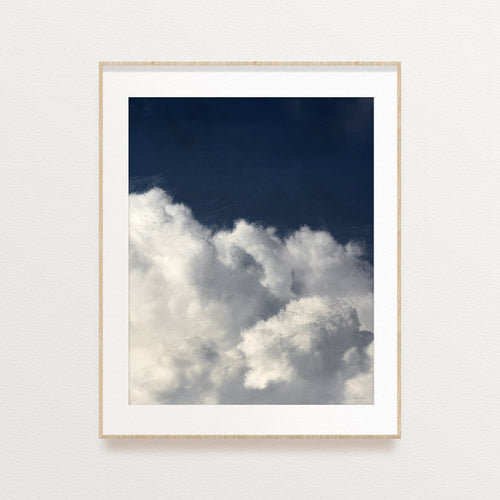 Dreamy Clouds 2- Instant Download Wall Art