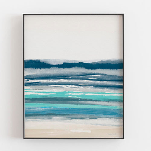 Coastal Calm 1- Printable Art