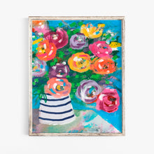 Load image into Gallery viewer, Colorful Flowers- Digital Printable Wall Art