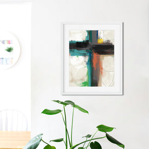 Contemporary Cross- Instant Download Inspirational Wall Art