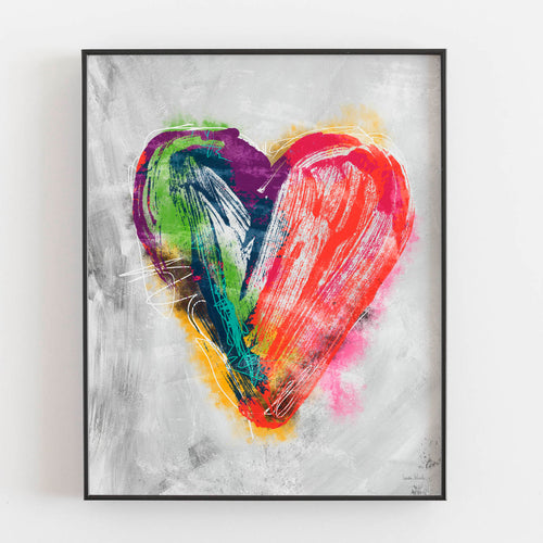 Electric Love- Printable Art