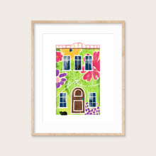 Load image into Gallery viewer, Garden House- Instant Download Wall Art