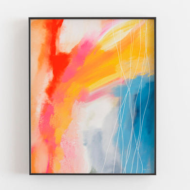 Morning 1- Printable Abstract Art