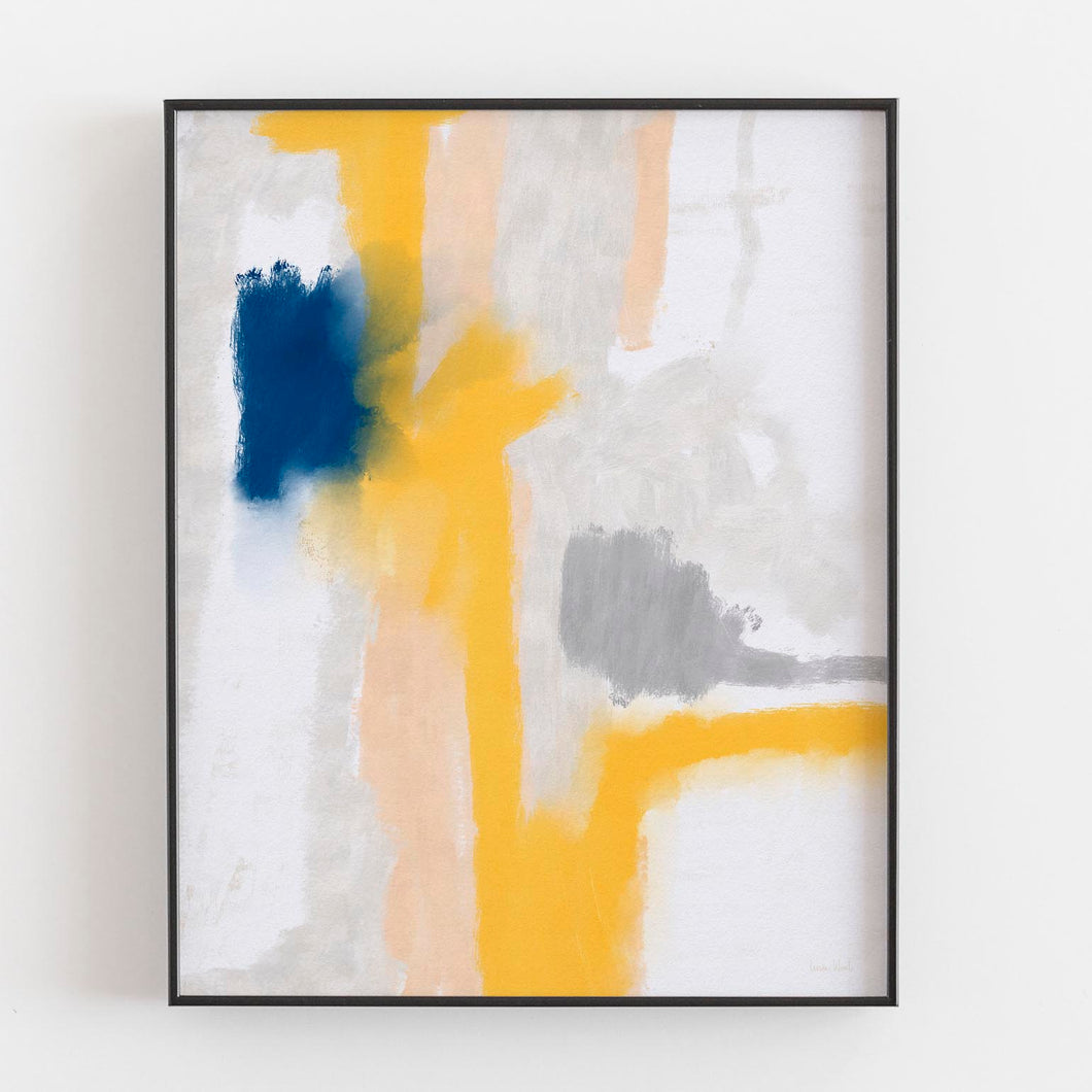 Morning 2- Printable Abstract Art
