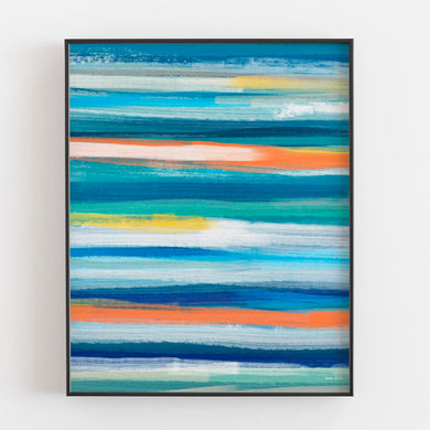 Beach Stripes- Printable Art