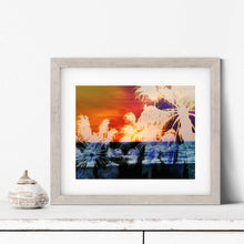 Load image into Gallery viewer, Tropical Daze- Digital Printable Wall Art