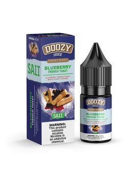 Doozy Juice Salt Blueberry French Toast (10ml)
