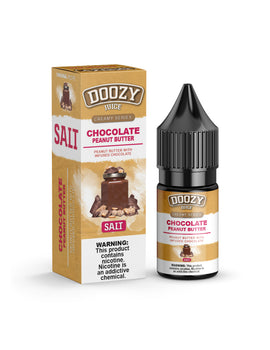 Doozy Juice Salt Chocolate Peanut Butter (10ml)