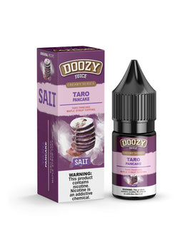 Doozy Juice Salt Taro Pancake (10ml)