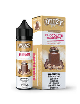 Doozy Juice Chocolate Peanut Butter (60ml)