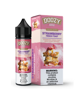 Doozy Juice Strawberry French Toast (60ml)