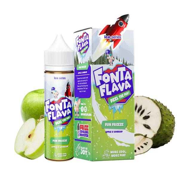 Fonta Flava Fun Freeze (60ml)