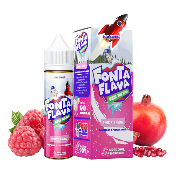 Fonta Flava Pinky Snow (60ml)